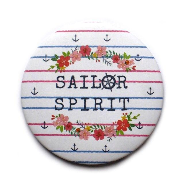 """Зеркало """"Navigation Mirror"""" - Sailor Spirit"""
