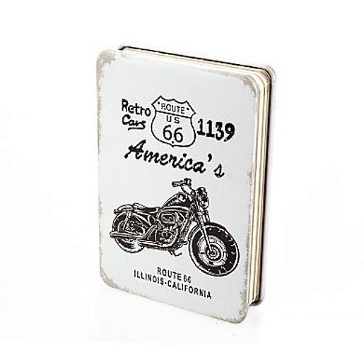 """Креативбук """"America's Motorbike"""""""