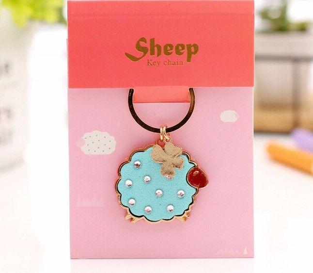 Брелок для ключей «Sheep» - Blue
