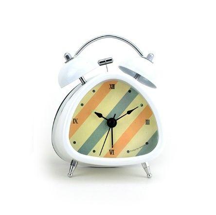Настольные часы-будильник «Strips»