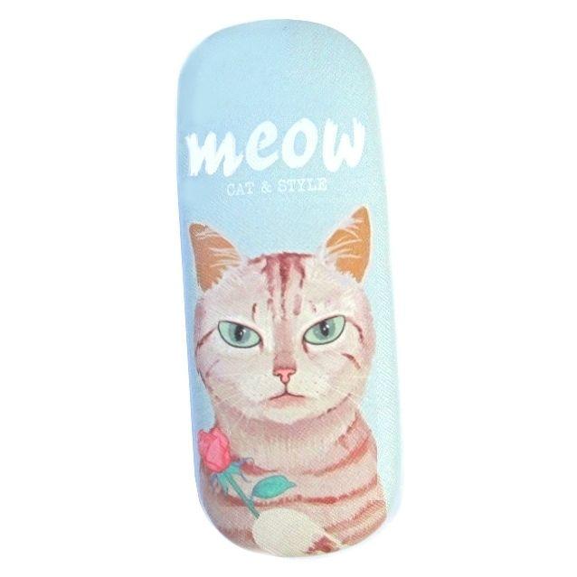 Футляр для очков «Sweet Cat» - Rose Flower