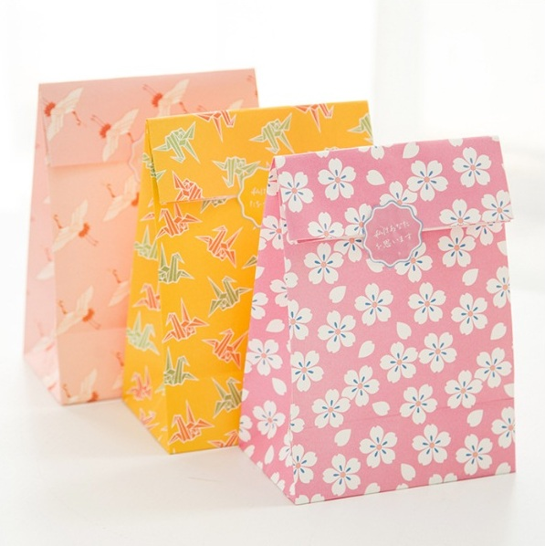 Набор пакетов для упаковки «Origami»
