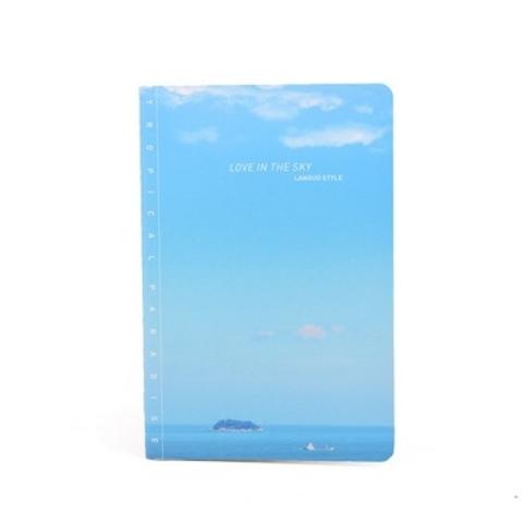Тетрадь А5 «Tropical Paradise» - Island