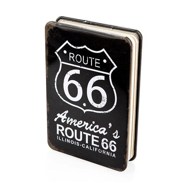"""Креативбук """"Route 66"""""""