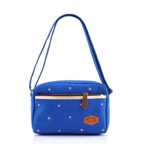 Текстильная сумка «Life Style» - Deep Blue